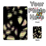 Follow the light Multi-purpose Cards (Rectangle)  Front 30