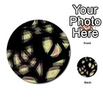 Follow the light Multi-purpose Cards (Round)  Front 40