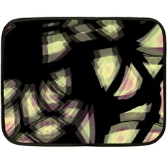 Follow The Light Double Sided Fleece Blanket (mini)