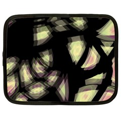Follow the light Netbook Case (XXL)