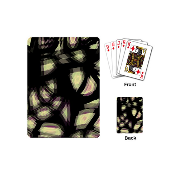 Follow the light Playing Cards (Mini)