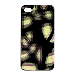 Follow The Light Apple Iphone 4/4s Seamless Case (black)