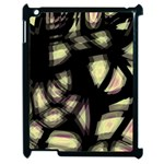 Follow the light Apple iPad 2 Case (Black) Front