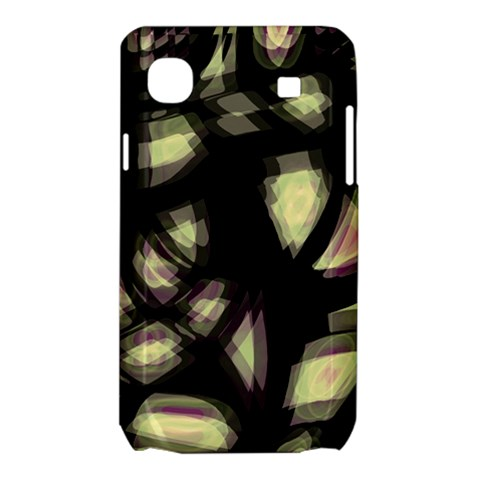 Follow the light Samsung Galaxy SL i9003 Hardshell Case