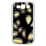 Follow the light Samsung Galaxy S III Case (White) Front
