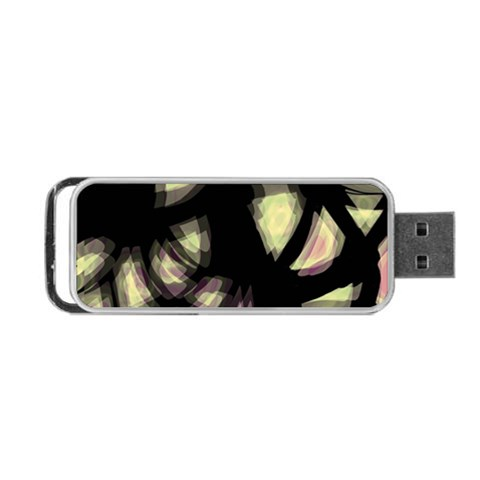 Follow the light Portable USB Flash (One Side)