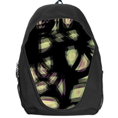 Follow the light Backpack Bag