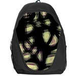 Follow the light Backpack Bag Front