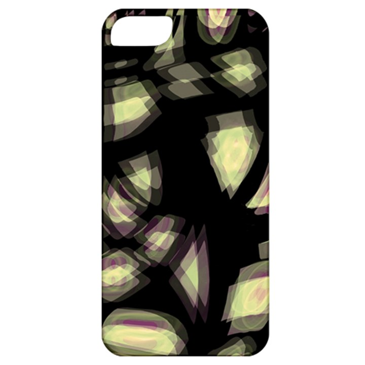 Follow the light Apple iPhone 5 Classic Hardshell Case
