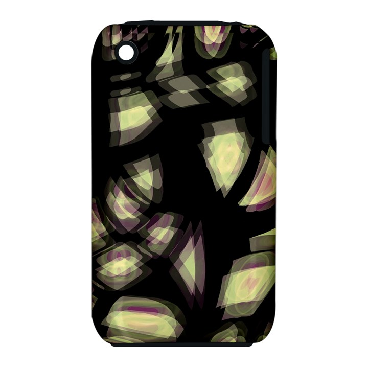 Follow the light Apple iPhone 3G/3GS Hardshell Case (PC+Silicone)