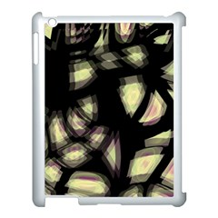 Follow the light Apple iPad 3/4 Case (White)