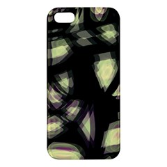 Follow The Light Apple Iphone 5 Premium Hardshell Case