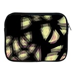 Follow the light Apple iPad 2/3/4 Zipper Cases Front
