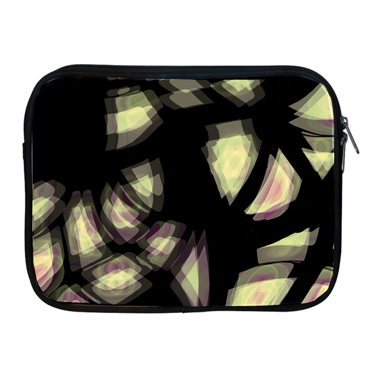 Follow the light Apple iPad 2/3/4 Zipper Cases