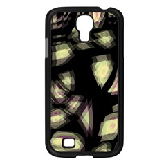 Follow the light Samsung Galaxy S4 I9500/ I9505 Case (Black)