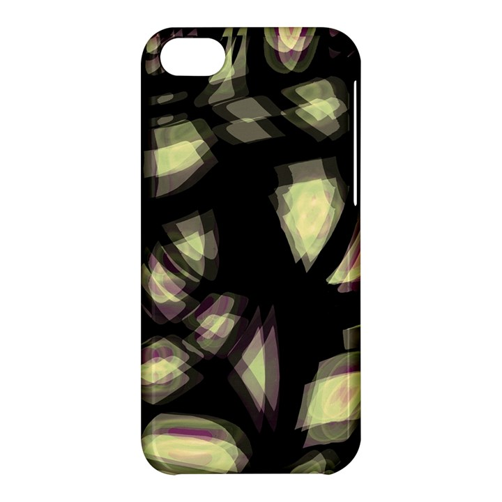 Follow the light Apple iPhone 5C Hardshell Case