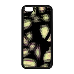 Follow the light Apple iPhone 5C Seamless Case (Black)