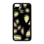 Follow the light Apple iPhone 5C Seamless Case (Black) Front