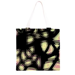 Follow the light Grocery Light Tote Bag