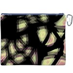 Follow the light Canvas Cosmetic Bag (XXXL) Back