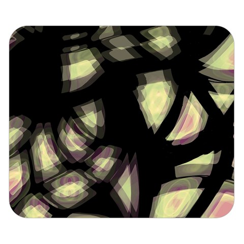 Follow the light Double Sided Flano Blanket (Small)