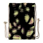 Follow the light Drawstring Bag (Large) Front