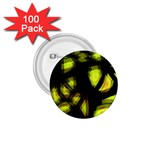 Yellow light 1.75  Buttons (100 pack)  Front