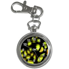 Yellow Light Key Chain Watches