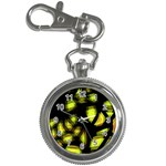 Yellow light Key Chain Watches Front