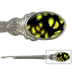 Yellow light Letter Openers