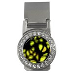 Yellow light Money Clips (CZ)  Front