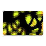 Yellow light Magnet (Rectangular) Front
