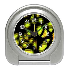 Yellow light Travel Alarm Clocks