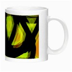 Yellow light Night Luminous Mugs Right