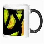 Yellow light Morph Mugs Right