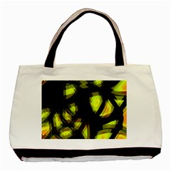 Yellow Light Basic Tote Bag