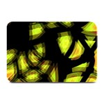 Yellow light Plate Mats 18 x12 Plate Mat - 1