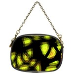 Yellow light Chain Purses (One Side)  Front