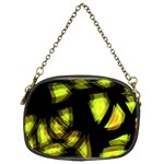 Yellow light Chain Purses (Two Sides)  Back