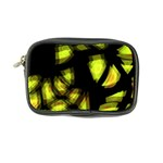 Yellow light Coin Purse Front