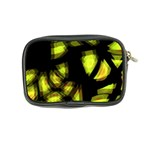 Yellow light Coin Purse Back