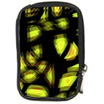 Yellow light Compact Camera Cases Front