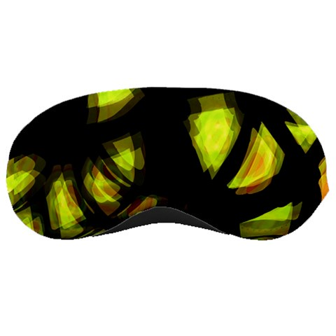 Yellow light Sleeping Masks