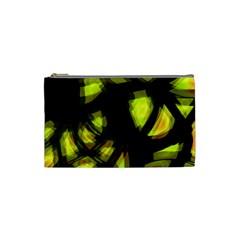 Yellow Light Cosmetic Bag (small)