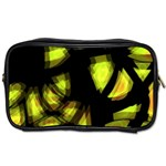 Yellow light Toiletries Bags 2-Side Front