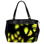 Yellow light Office Handbags (2 Sides)  Front