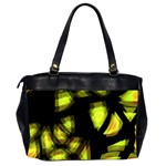 Yellow light Office Handbags (2 Sides)  Back