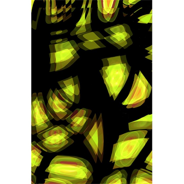 Yellow light 5.5  x 8.5  Notebooks