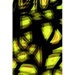 Yellow light 5.5  x 8.5  Notebooks Back Cover