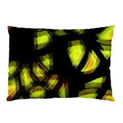 Yellow light Pillow Case (Two Sides)